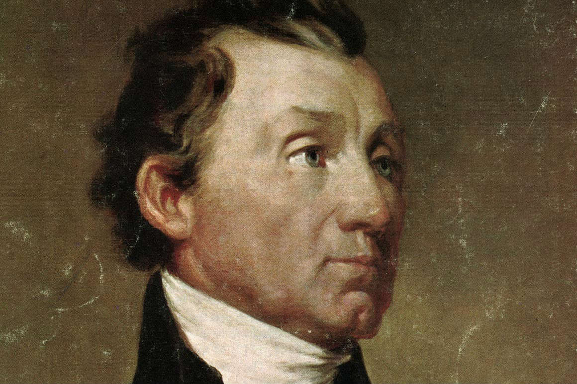 Džejms Monro, peti predsednik SAD-a i tvorac Monroove doktrine iz 1823. (Foto: AP Photo)