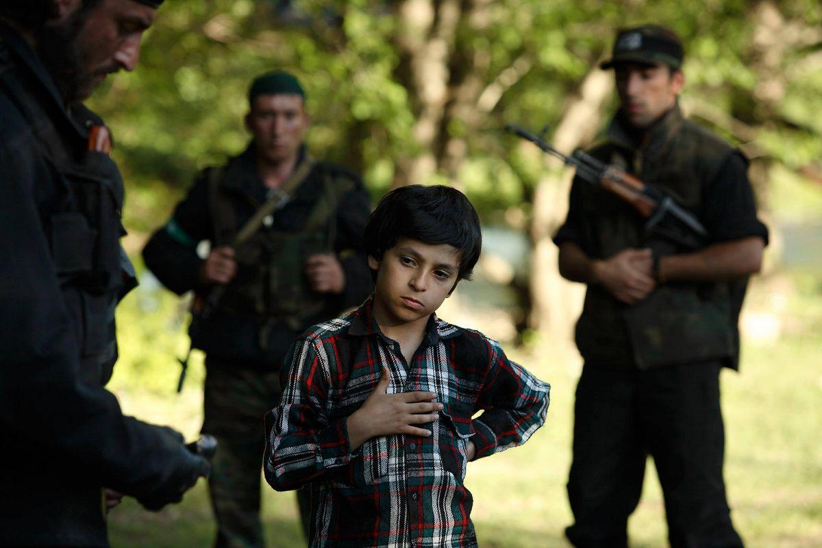 """Abdi Magamaev kao mali čečenski dečak u filmu """"12"""" (Foto: imdb.com)"""