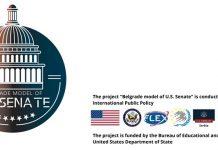 """Pokrenut novi projekat """"Beogradski model američkog Senata"""""""