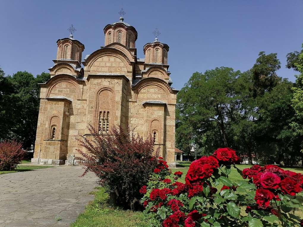 Manastir Gračanica (Foto: Radomir Jovanović/CMJP)